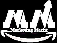 Marketing Macht logo weiss menü